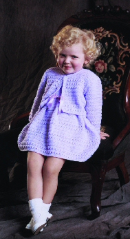 Rachel Jane - Party Dress and Jacket for Little Girls Sizes 1 to 3 years